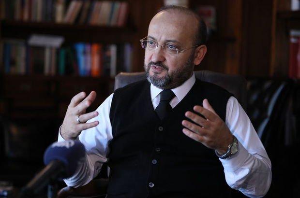 Yalçın Akdoğan, AK Parti Genel Başkan Danışmanı oldu