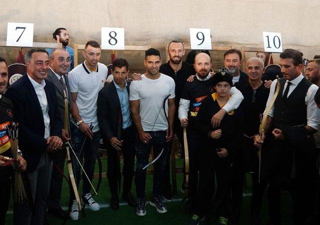 Süper Lig'in yıldızları Etnospor'da
