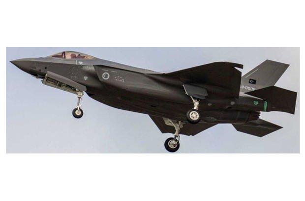 Türkiye'ye verilmeyen 5'inci F-35 de hazır!