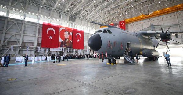 Bakan Turhan'dan Airbus açıklaması