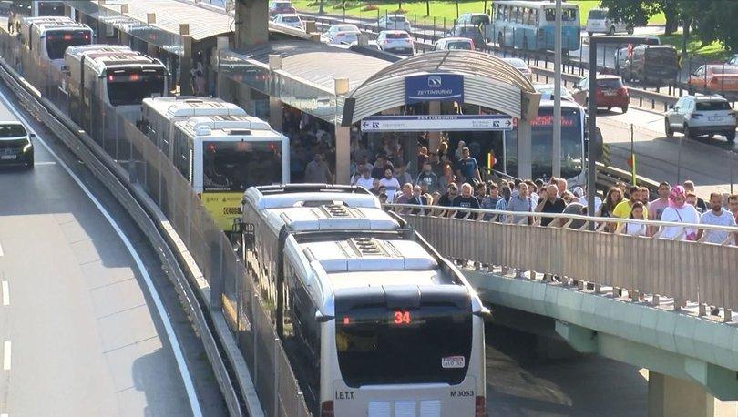 Metrobüs günlük cirosu yaklaşık 450 bin dolar! Günde kaç kişi metrobüs kullanıyor? - haberler
