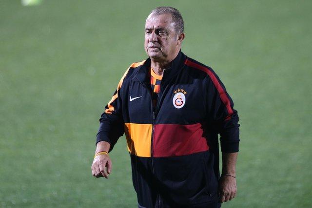 Galatasaray'da teknik direktör Fatih Terim dizilimini buldu!