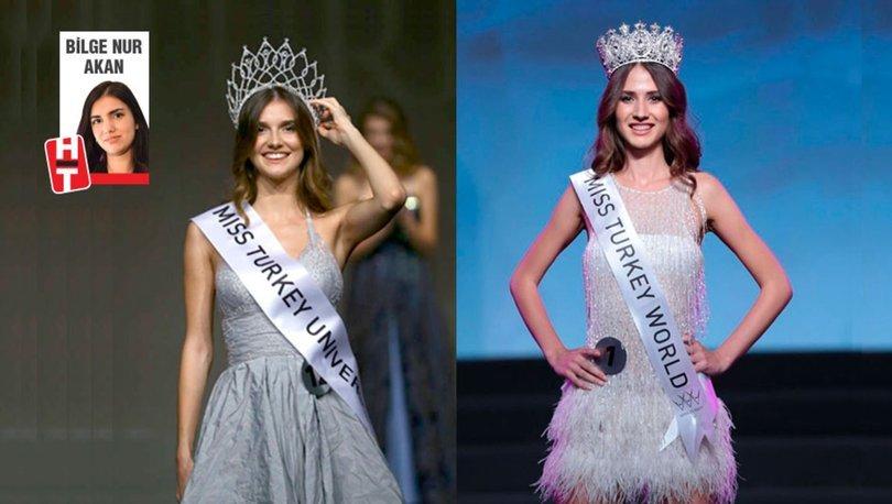 Miss Turkey birincileri