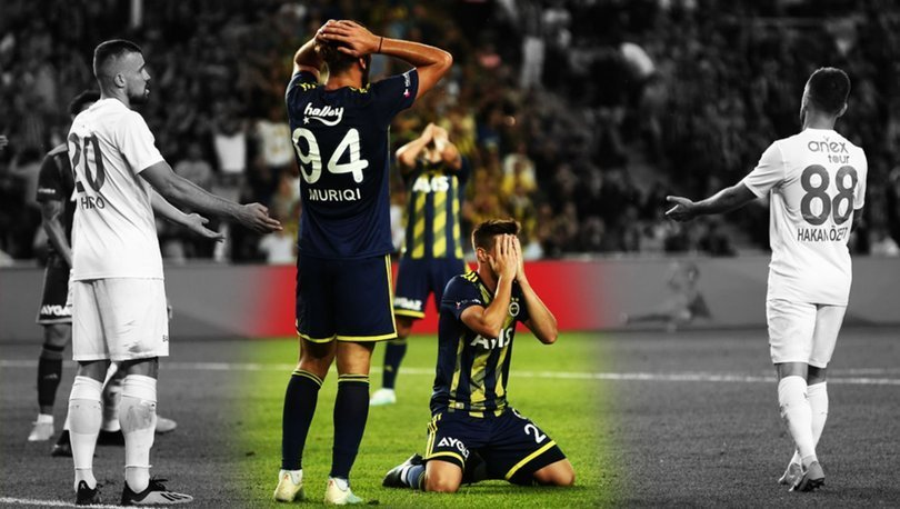 Fenerbahçe Antalyaspor maçı