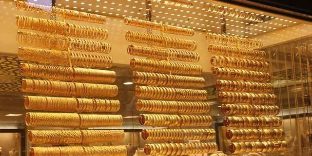 SON DAKİKA | altın fiyatları! Çeyrek altın gram altın fiyatları düşüşte! 5 Ekim canlı altın fiyatı