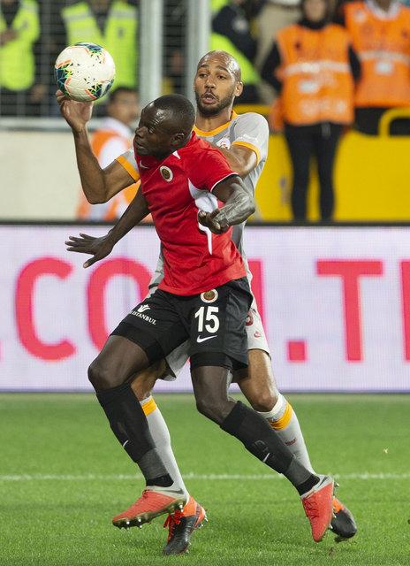 Rıdvan Dilmen'den Gençlerbirliği - Galatasaray maçı yorumu