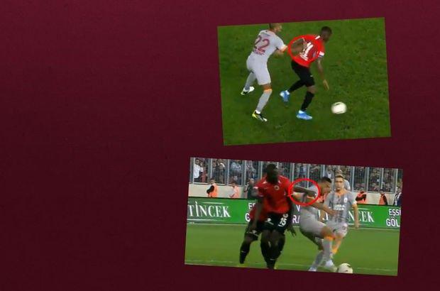 Ankara'da kırmızı kart ve penaltı isyanı!