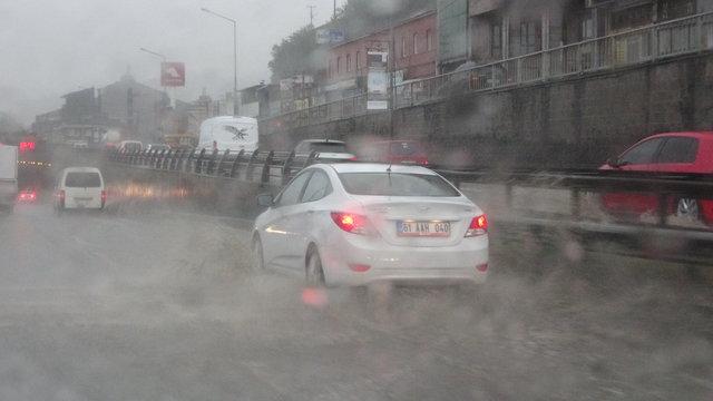 KORKUNÇ! Meteoroloji uyarmıştı! Karadeniz'de son dakika hortum, sel, fırtına