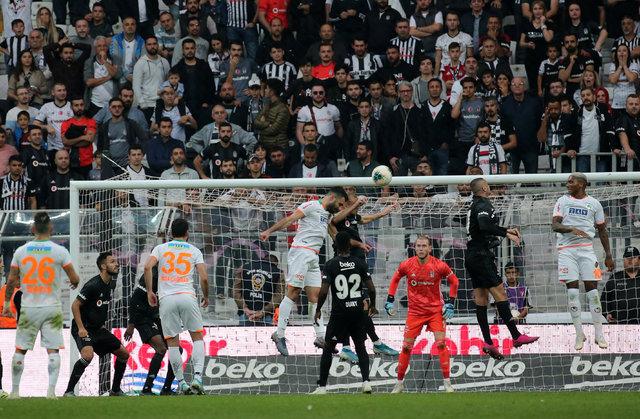 Beşiktaş Alanyaspor Maçı Yazar Yorumları - Spor yazarları Beşiktaş Alanyaspor maçı için ne dedi? Hakem kararları...