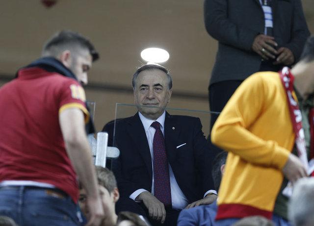 Galatasaray'da Mustafa Cengiz ve Fatih Terim görüşecek