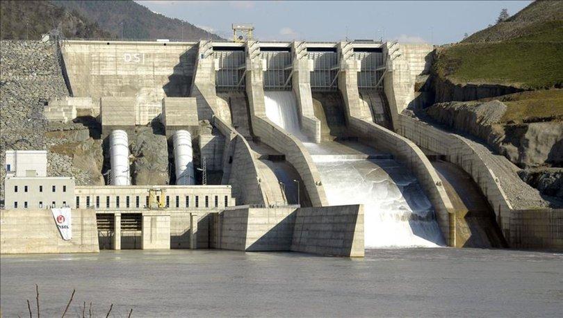 Çoruh Nehri barajları