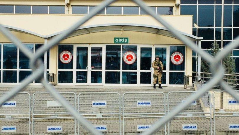 Kahramanmaraş'taki darbe girişimi davası