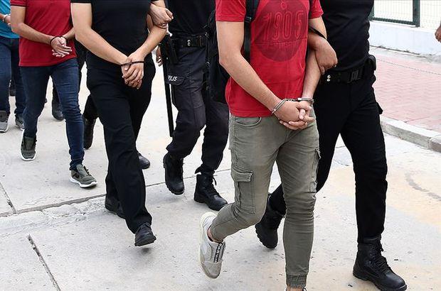 FETÖ şüphelisi 51 kişi hakkında gözaltı kararı