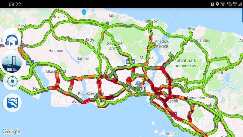 istanbul trafiği
