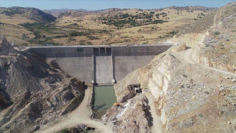 Ergani Barajı