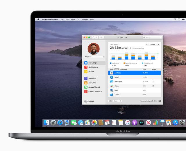 Apple'ın yeni Mac işletim sistemi kullanıma sunuldu: İşte karşınızda macOS Catalina