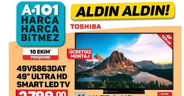 A101 10 Ekim aktüel ürünler