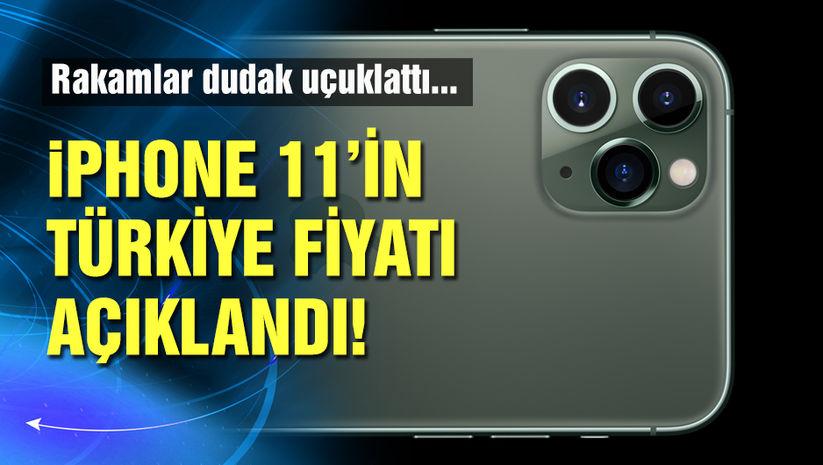 iPhone 11 Türkiye fiyatı belli oldu!