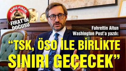 İletişim Başkanı Prof. Dr. Fahrettin Altun