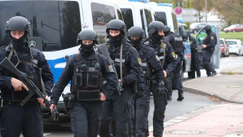 Almanya sinagog saldırı