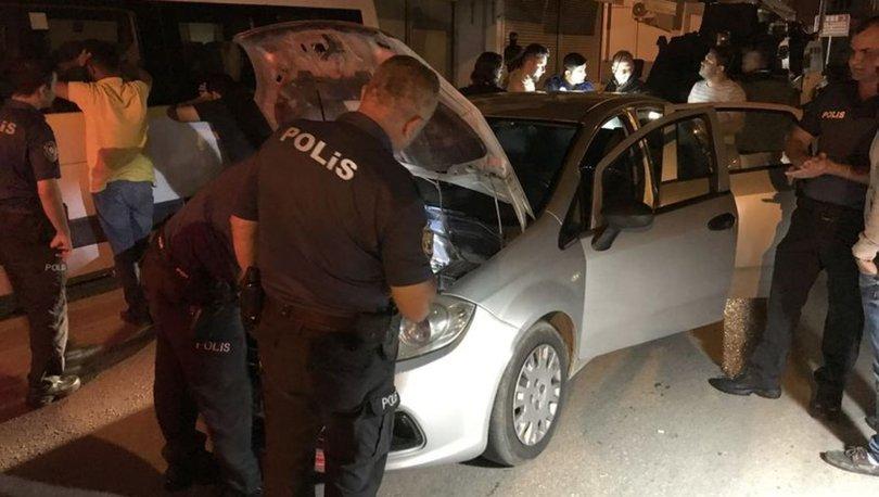 Yüzü maskeli 4 kişi polisten kaçamadı ile ilgili görsel sonucu