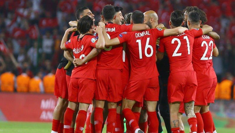 Türkiye Arnavutluk maçı ne zaman?