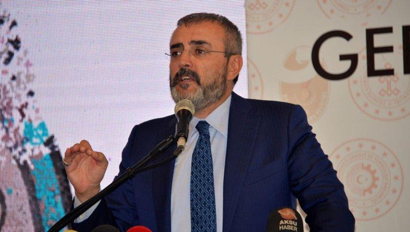 AK Parti Genel Başkan Yardımcısı Mahir Ünal'dan