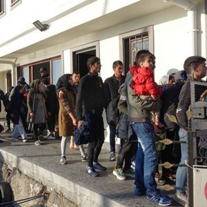 Çanakkale'de 314 kaçak yakalandı