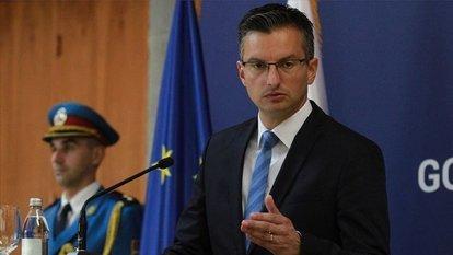 Slovenya Başbakanı Sarec