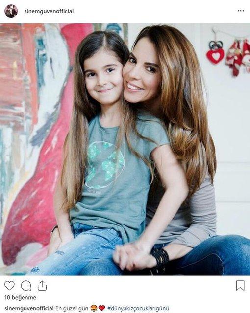 Ünlülerden 'Dünya Kız Çocukları Günü' mesajları - Magazin haberleri