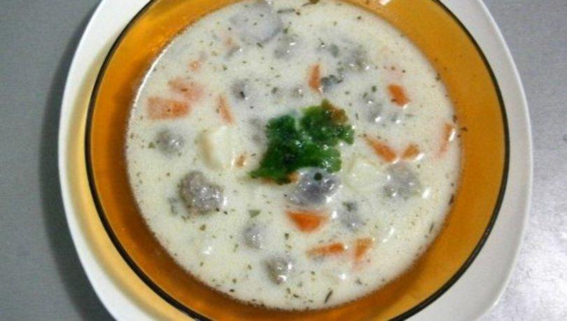 Supa Topcheta (Göçmen Çorbası) tarifi, nasıl yapılır?
