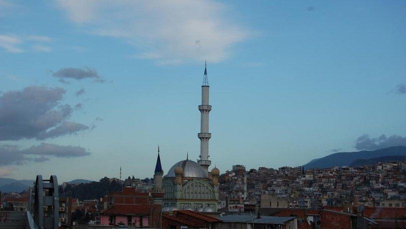 İzmir cuma namazı