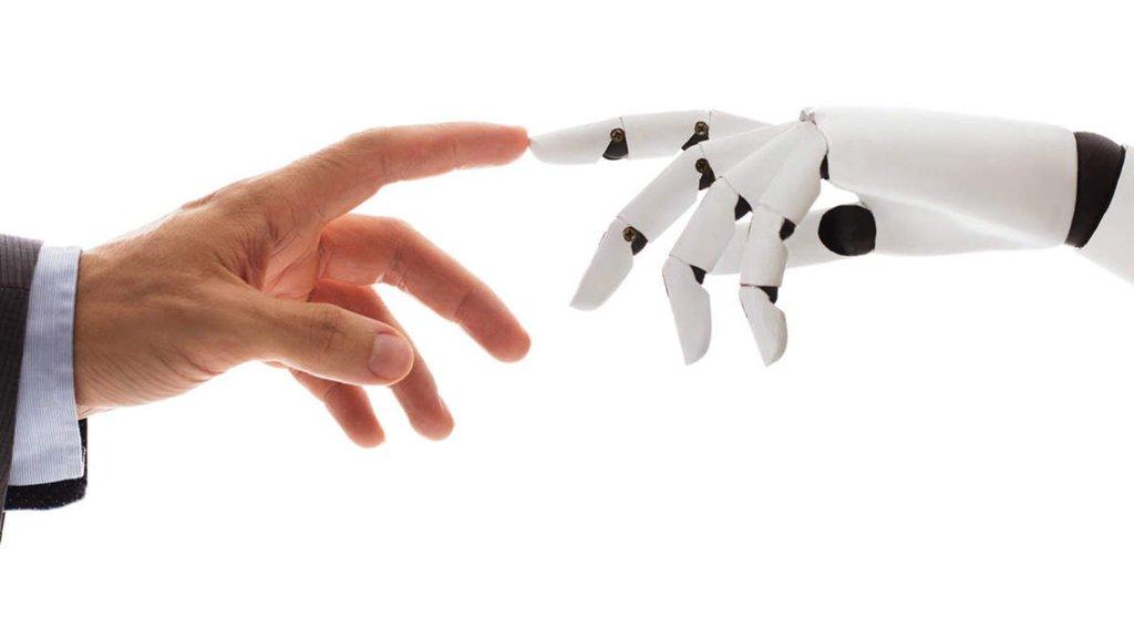Robotlara dokunma duyusu eklediler!