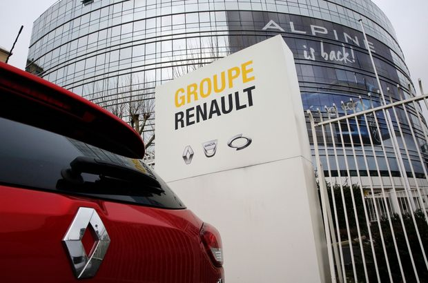 Renault'ta CEO değişti