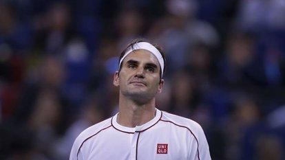 Federer'den Şanghay'da erken veda