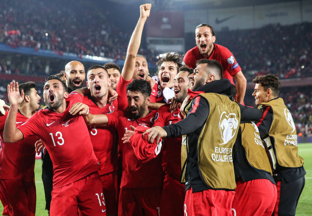 İşte A Milli Takım'ın EURO 2020 yolu!