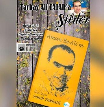 Yarbay Ali Tatar'a şiirler