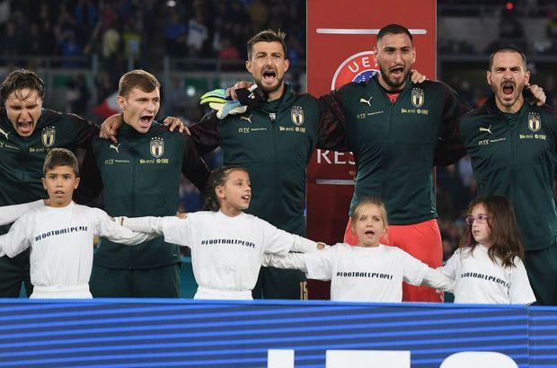 İtalya, EURO 2020'ye bileti aldı!