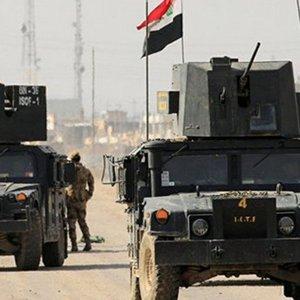 Irak'ta DEAŞ'a karşı güvenlik operasyonları