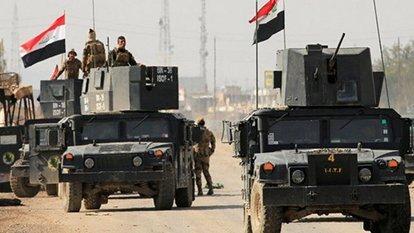 Irak'ta DEAŞ operasyonları