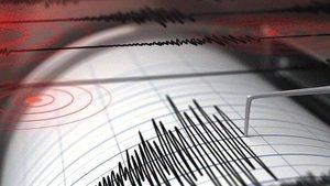 Son depremler listesi 13 Ekim 2019