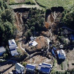 Japonya'da tayfun! 18 ölü