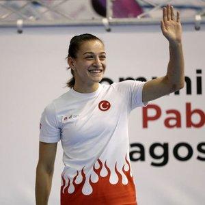Buse Naz Çakıroğlu, dünya ikincisi!