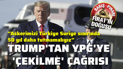Son Dakika Abd Baskani Trump Tan Ypg Aciklamasi