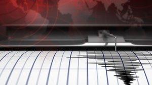 Silivri açıklarında deprem