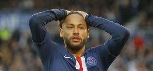 PSG'de Neymar şoku!