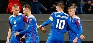 İzlanda, Andorra'yı rahat geçti!