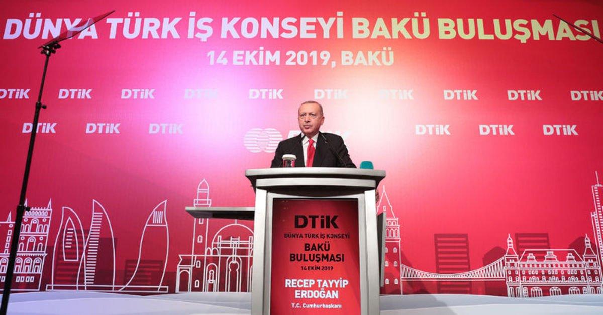 Cumhurbaşkanı Erdoğan: Ne derseniz deyin vazgeçmeyeceğiz