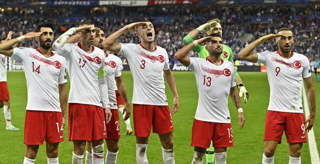 Fransa - Türkiye maçında ekrana yansımayanlar - Haberler