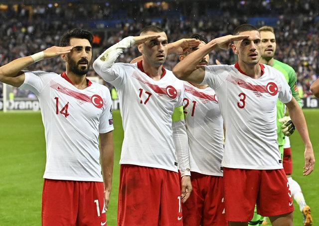 Fransa - Türkiye maçının yazar yorumları
